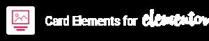 Card Elements for Elementor Logo